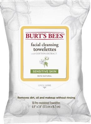 Facial Cleansing Towelettes  Sensitive (30 count)