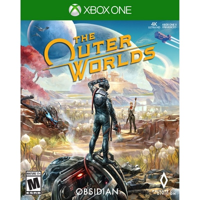 OUTER WORLDS XBX1