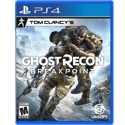 GHOST RECON BREAKPOINT REP PS4
