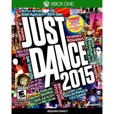 JUST DANCE 2015 XBX1