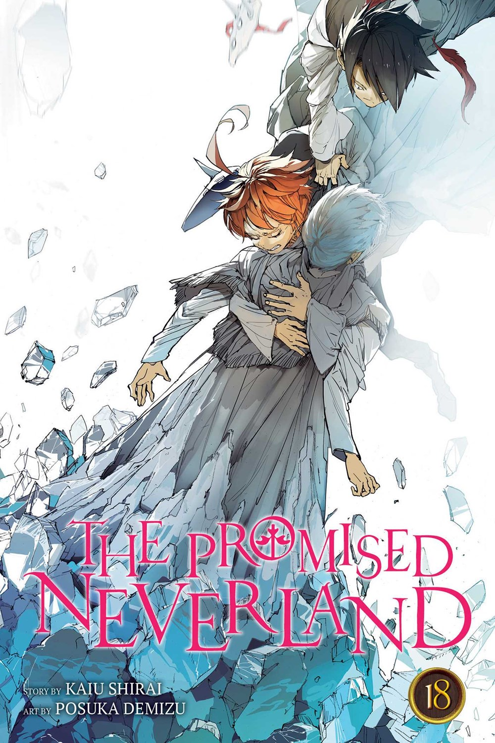 The Promised Neverland  Vol. 18  18