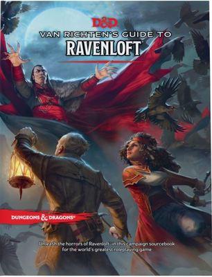 Van Richten's Guide to Ravenloft (Dungeons & Dragons)