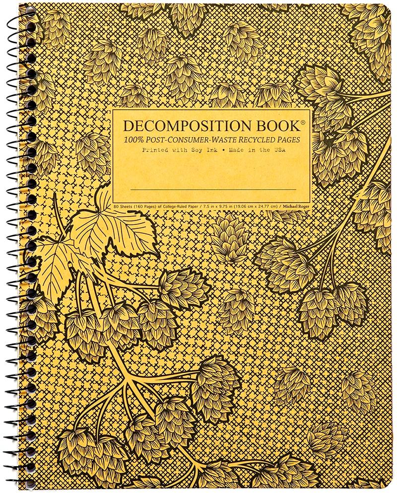 Cascade Hops Coilbound Decomposition Book