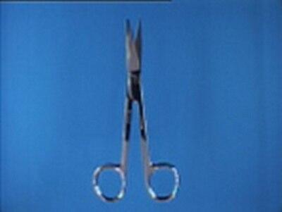 Surgical Scissors 4.5