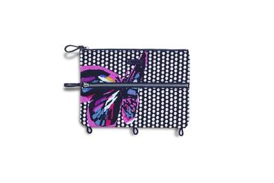 Pencil Pouch Butterfly Flutter