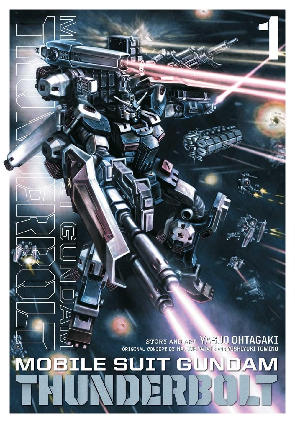 Mobile Suit Gundam Thunderbolt  Vol. 1  1