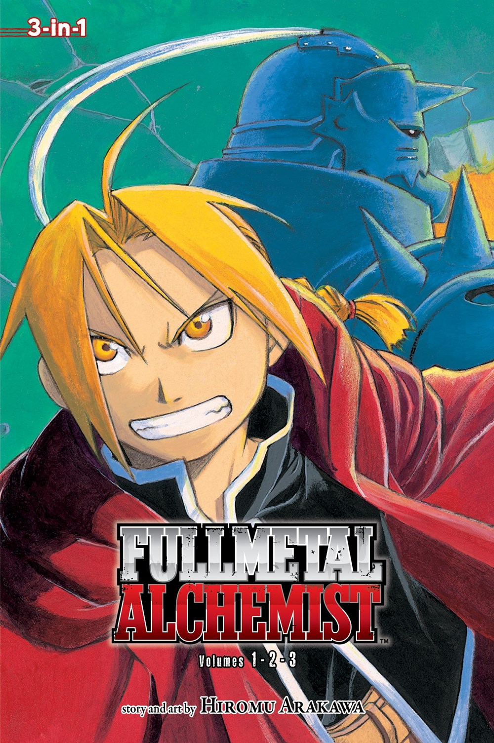 Fullmetal Alchemist (3-In-1 Edition): Includes Vols. 1  2 & 3