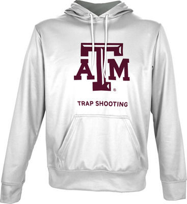 Spectrum Trap Shooting Unisex Distressed Pullover Hoodie