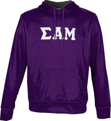 Sigma Alpha Mu Unisex Pullover Hoodie Prime (Online Only)