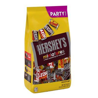 Herhsey's Miniatures Big Bag