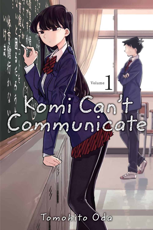 Komi Can't Communicate  Vol. 1  1