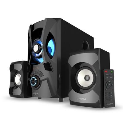 Creative SBS E2900 2.1 Bluetooth Speaker System - 60 W RMS - Black