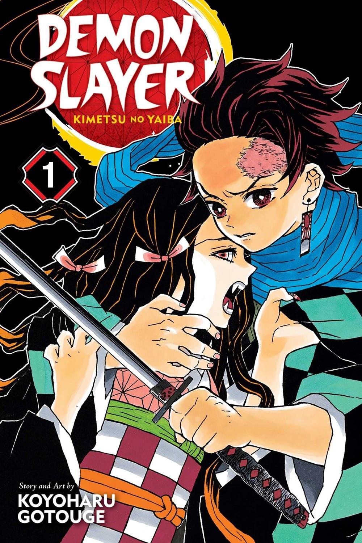 Demon Slayer: Kimetsu No Yaiba  Vol. 1  1