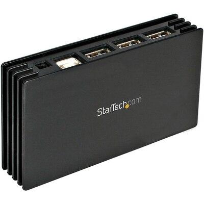 Startech 7 Port Black USB 2.0 Hub