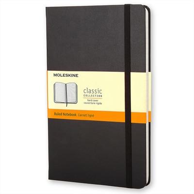 Moleskine Classic Notebook XL Ruled Sapphire Blue Hard Cover
