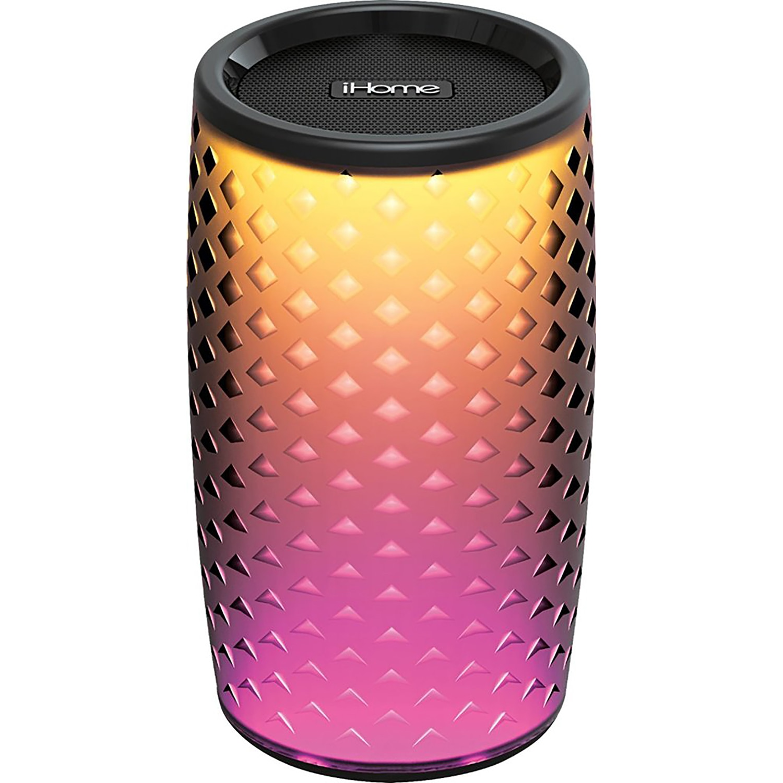 iHome iBT78B Color Changing Speaker