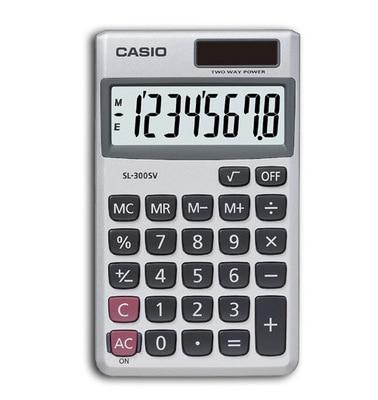 Casio SL300SV Calculator