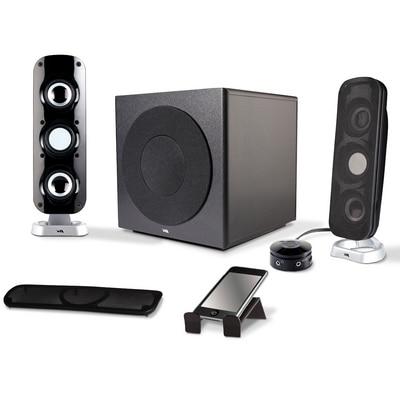 Cyber Acoustics  2.1 Speaker System  36 W RMS