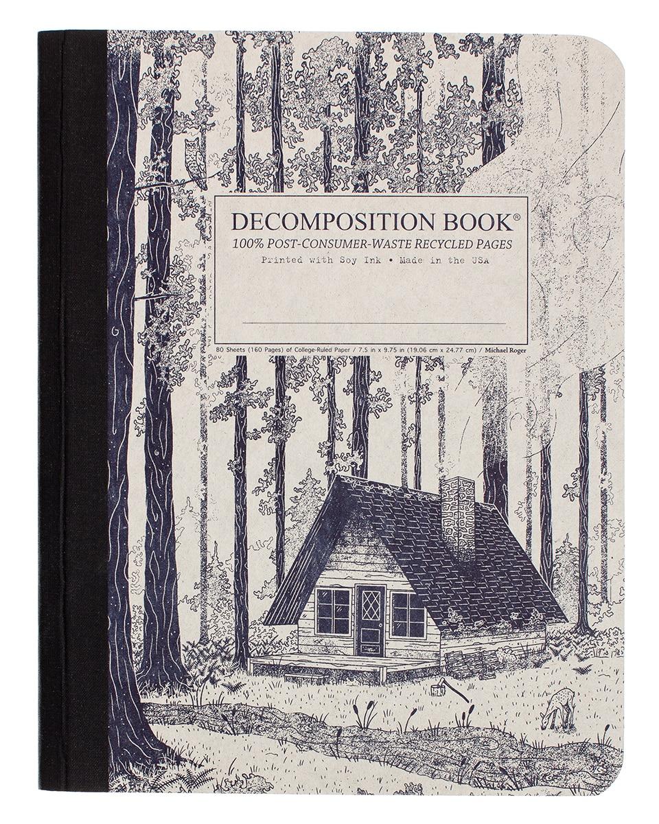Michael Roger Redwood Creek Decomposition Bok