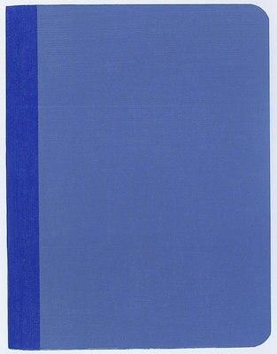 Lab Notebook Grey/Blue