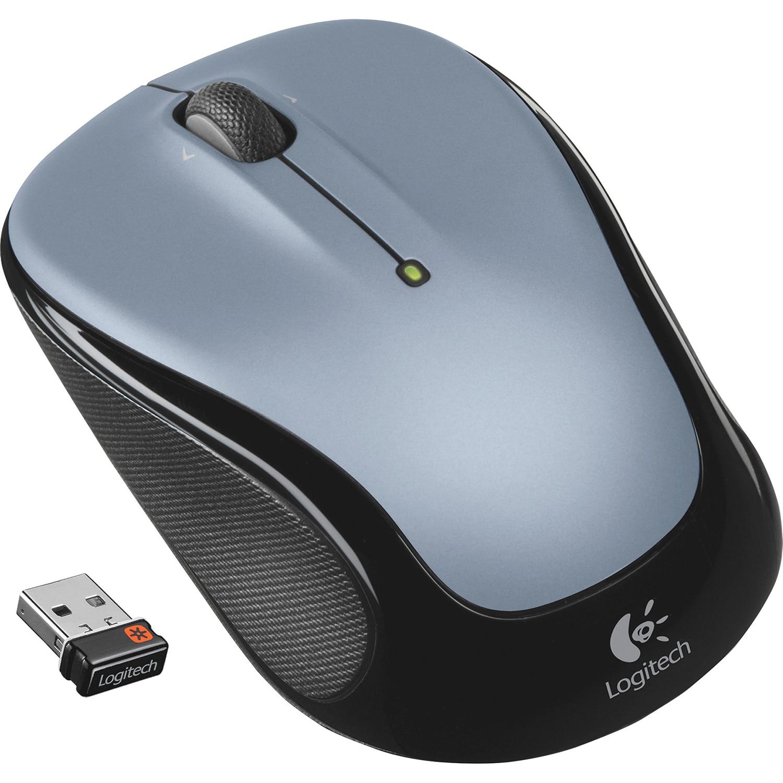 Logitech M325 Silver Mouse