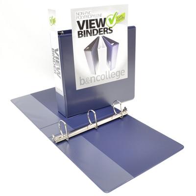 PP BINDER 2 VIEW D RING
