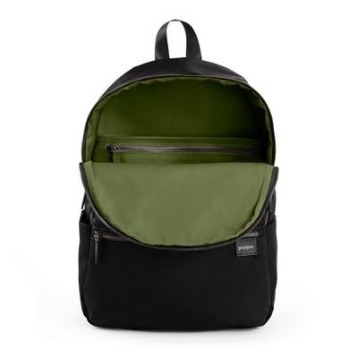 Black and Olive Backpack