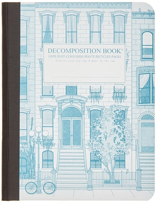 Brownstone 1 Subject Notebook Line Pages
