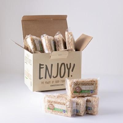 Chewy Marshmallow Manifesto(R) Bar  Certified Gluten Free (8)