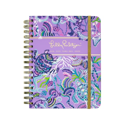 Mermaid for You Large Planner