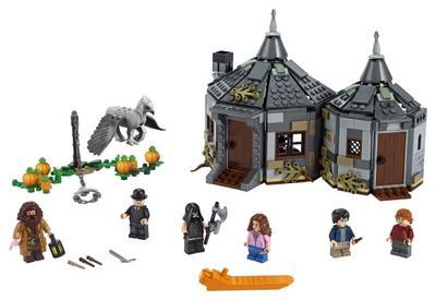 LEGO Harry Potter Hagrid's Hut Buckbeaks Rescue 75947