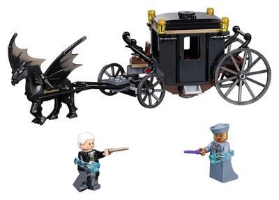 LEGO Harry Potter Grindelwalds Escape 75951