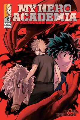 My Hero Academia  Vol. 10  10