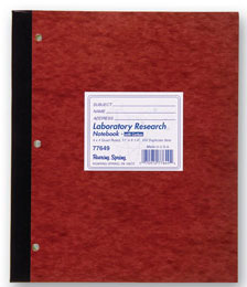 Lab Research Book