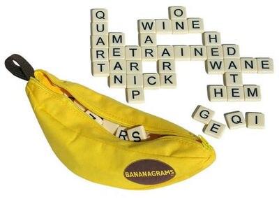 Bananagrams Game