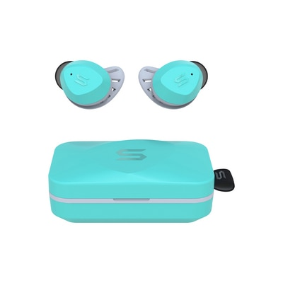 Soul S-Fit All-Conditions TrueWireless Teal