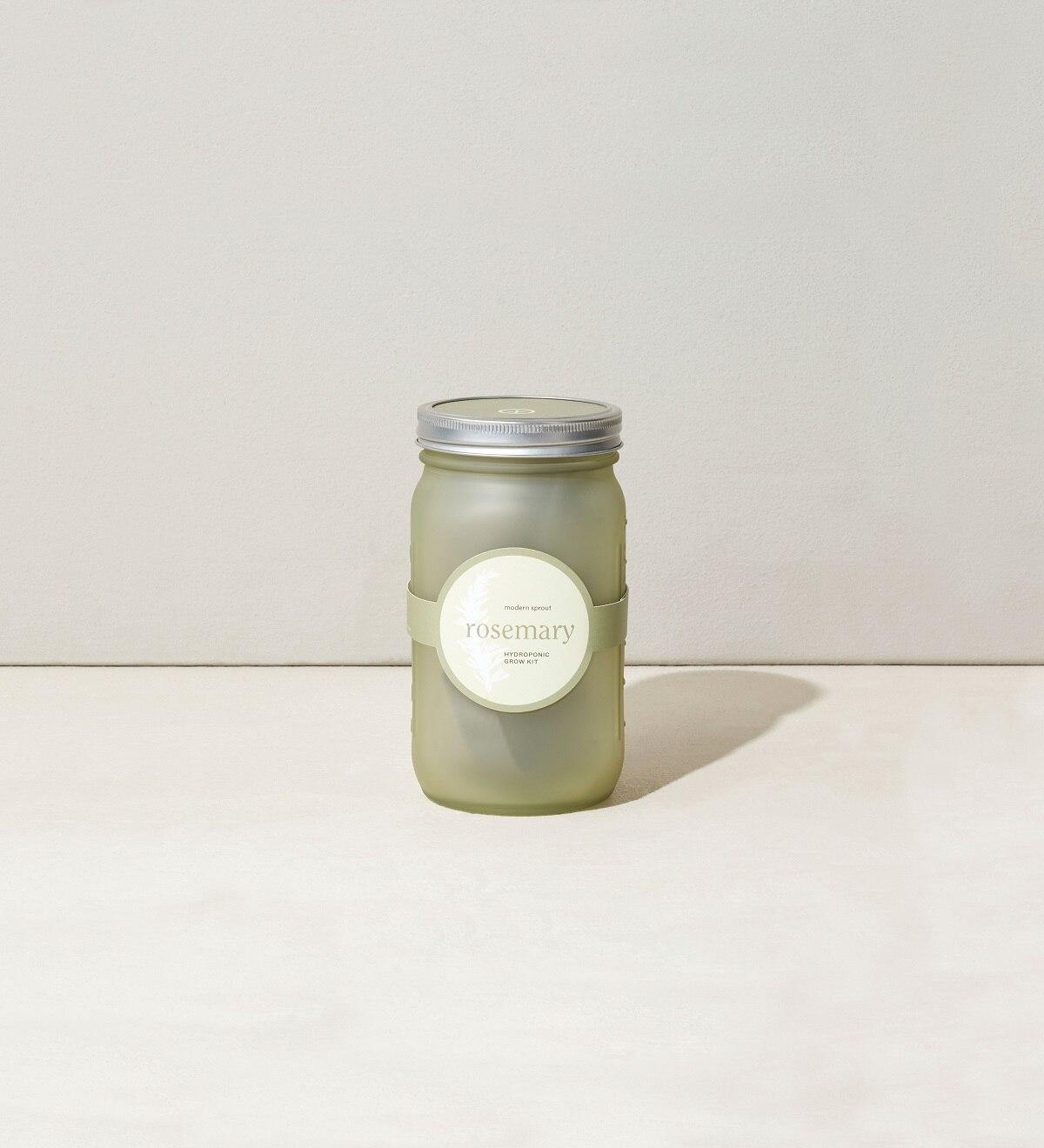 Garden Jar Rosemary
