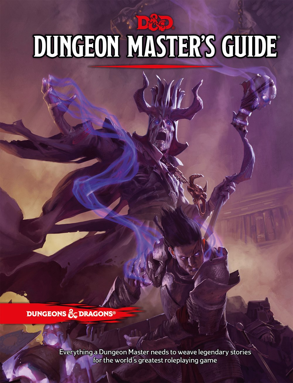Dungeons & Dragons Dungeon Master's Guide (Core Rulebook  D&d Roleplaying Game)