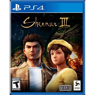 SHENMUE 3 PS4