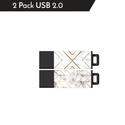 Centon  16GB USB 2-Pack