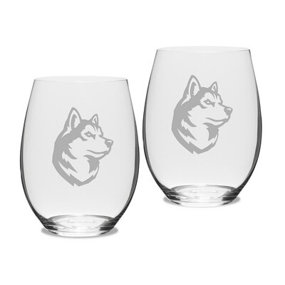 Northeastern Riedel Stemless Wine Glass 2pk