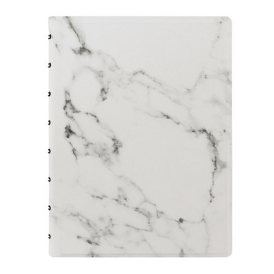 DNR FiloFax Marble Refillable8x5NB