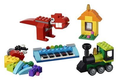 LEGO Classic Bricks And Ideas 11001