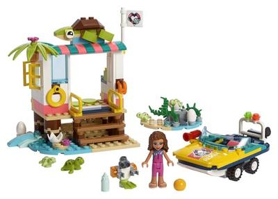LEGO Friends Turtles Rescue Mission 41376