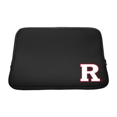 Rutgers University Centon V2 Black Laptop Sleeve Classic V1  15