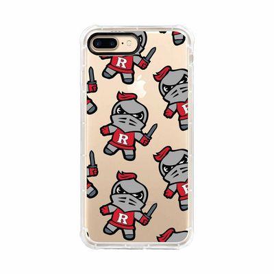 Tokyodachi Clear Tough Edge Phone Case Mascot V2  iPhone 78