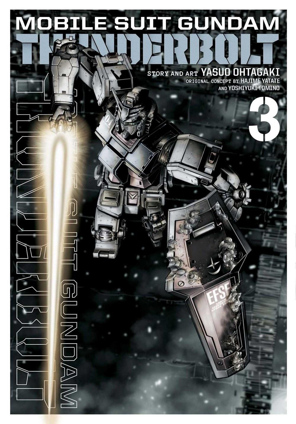 Mobile Suit Gundam Thunderbolt  Vol. 3  3