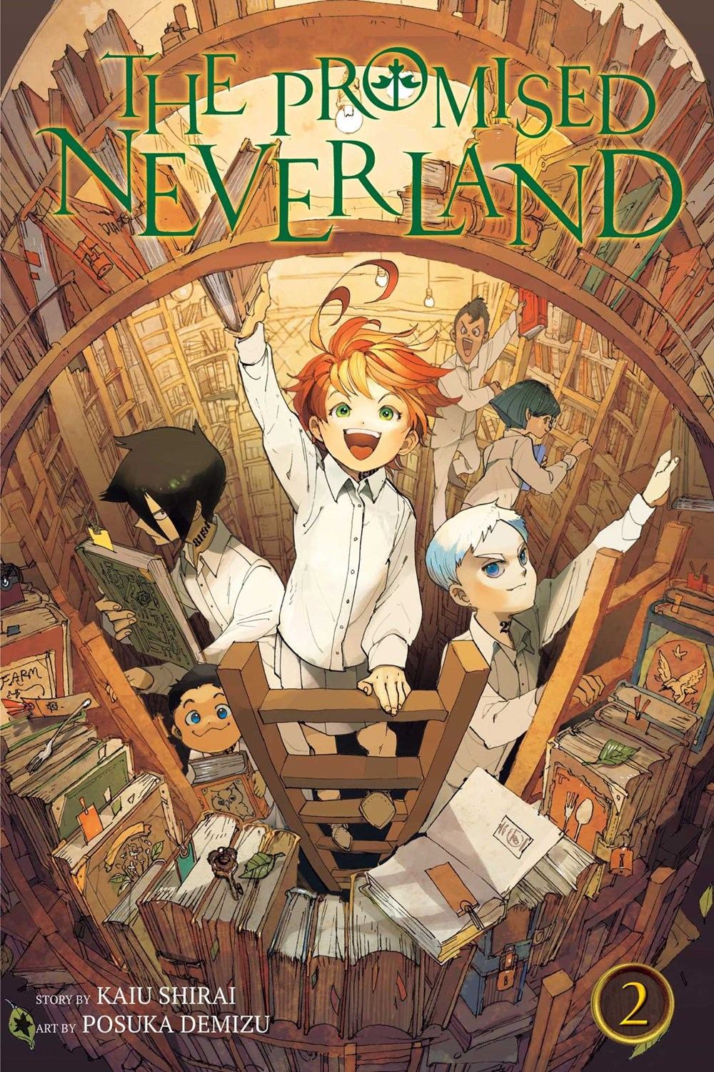 The Promised Neverland  Vol. 2  2