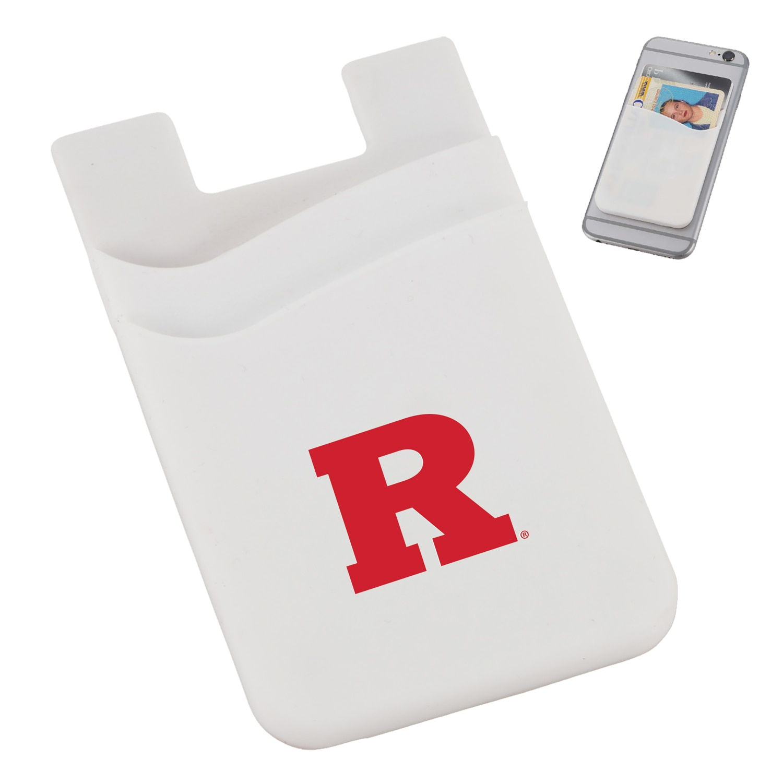 Rutgers University Dual Pocket Phone Wallet