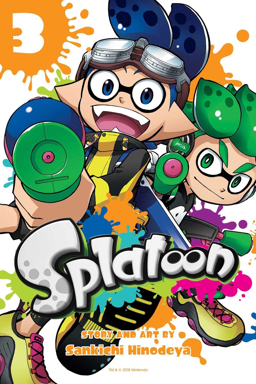Splatoon  Vol. 3  3